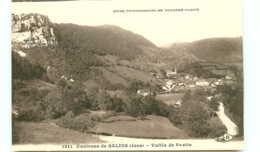 39* SALINS  Valle De Pretin - France