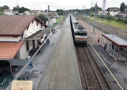 - 40 - Saint Vincent De Tyrosse (40) - CPM -  SNCF La Gare - 6.173 - Saint Vincent De Tyrosse