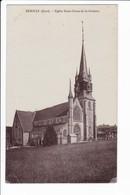 BERNAY - Eglise Notre-Dame De La Couture - Bernay