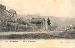 Alle-sur-Semois - La Roche De Moncey (Edit. Victor Caën 1907) - Vresse-sur-Semois