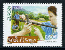 Año 2007  Nº4049 Europa - Francia