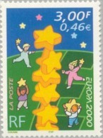 Año 2000 Nº 3327 Europa - Francia