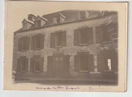 35 - Louvigné Du Désert - Photo Originale D'une Maison - Other Municipalities