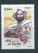 Año 2008  Nº4145 El Emir Abd El Kader - Francia