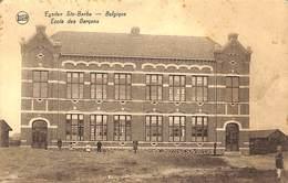 Eysden - Ste Barbe - Ecole Des Garçons (animatie, Legia 1925?) - Maasmechelen