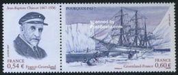 Año 2007  Nº4110/1 Jean Baptiste Charcot Explorador - Francia