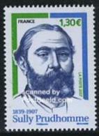 Año 2007  Nº4088 Sully Prudhomme Poeta - Francia