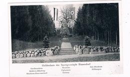 D-10097   BISSENDORF : Heldenhain Der Samtgemeinde Bissendorf ( Swastiki-Fahne) - Osnabrueck