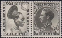 Belgie     .    OBP .     Paar     .      **    .    Postfris  .   /   . Neuf Avec Gomme Et SANS Charniere - Belgique