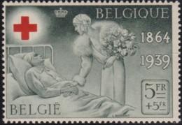 Belgie     .    OBP   .    503     .      **    .    Postfris  .   /   . Neuf Avec Gomme Et SANS Charniere - Belgien