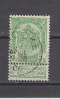 COB 56 Oblitération Centrale KNOCKE - 1893-1907 Coat Of Arms