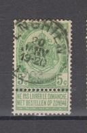 COB 56 Oblitération Centrale ENGHIEN - 1893-1907 Coat Of Arms