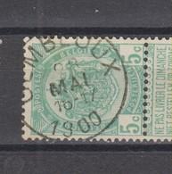 COB 56 Oblitération Centrale GEMBLOUX - 1893-1907 Coat Of Arms