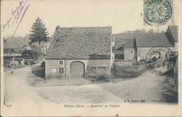 VEVY - 39 - Quartier De L'église - Frankreich