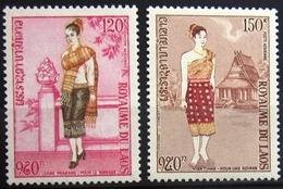 LAOS                            P.A 101/102                       NEUF** - Laos