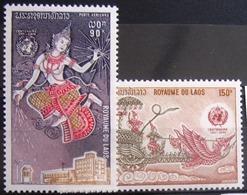 LAOS                            P.A 108/109                       NEUF** - Laos
