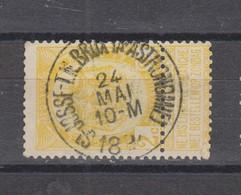 COB 54 Oblitération Centrale ST-JOSSE-TEN-NOODE-BRUX (Av.Astronomie) - 1893-1907 Coat Of Arms