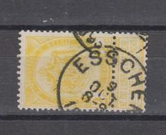 COB 54 Oblitération Centrale ESSCHEN - 1893-1907 Coat Of Arms