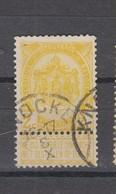 COB 54 Oblitération Centrale KNOCKE - 1893-1907 Coat Of Arms