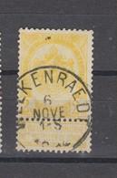 COB 54 Oblitération Centrale WELKENRAEDT - 1893-1907 Coat Of Arms