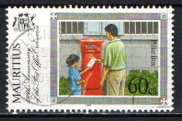 MAURITIUS - 1996 - Post Office Ordinance, 150th Anniv. - USATO - Mauritius (1968-...)