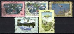 MAURITIUS - 1989 - Environmental Protection - USATI - Mauritius (1968-...)