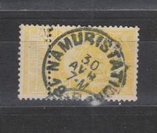 COB 54 Oblitération Centrale NAMUR (Station) - 1893-1907 Coat Of Arms