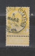 COB 54 Oblitération Centrale CHARLEROI (Station) - 1893-1907 Coat Of Arms