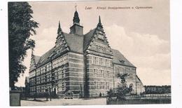 D-10106   LEER : Königl. Realgymnasium U. Gymnasium - Leer