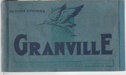 50 - Granville - Carnet De 20 Vues De Granville - Granville