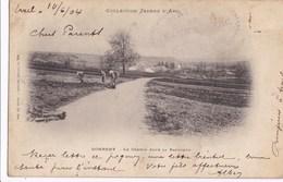 CARTE POSTALE ANCIENNE 88 DOMREMY LE CHEMIN POUR LA BASILIQUE EDITIONS / WEICK N° 794 - Domremy La Pucelle