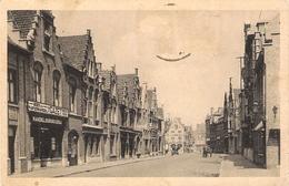 DIXMUDE Rue De L' Amiral Ronarch 1934 - Diksmuide