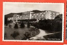 KAH-18 Grand Hotel Gurnigel.  Circulé Sous Enveloppe - BE Berne
