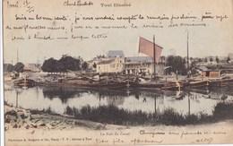 CARTE POSTALE ANCIENNE 54 TOUL LE PORT DU CANAL EDITIONS / F.P N° - Toul