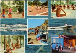 TERRASINI  PALERMO  Hotel-Villaggio Vacanze Città Del Mare  Multiview  Sci Nautico  Water Ski - Palermo