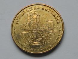 Monnaie De Paris 2003 - TOURS DE LA ROCHELLE    **** EN ACHAT IMMEDIAT *** - Monnaie De Paris