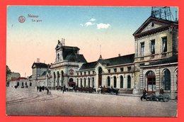 Namur. La Gare ( 1843). 1921 - Namur