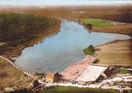 CPSM 77 @ SAINT AVOLD - Le Lac D'Odrefang - Saint-Avold
