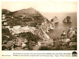 73098676 Capri Panorama Capri - Italia