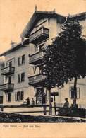 ZELL Am SEE AUSTRIA~VILLA HOLZL.~1910s PHOTO POSTCARD 42584 - Zell Am See