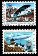 LIECHTENSTEIN 1979 Nr 723-724 Postfrisch SB4649E - Liechtenstein
