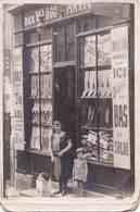 """Carte Photo / Le Perreux (94) Magasin """"Aux 100.000 Articles"""" à Priori Rue Du Viaduc  Voir Etat - Professions"""