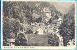 Slovenia. Puterdorf Pri Trzicu - Grad Barona Borna. - Slovenia