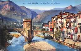 06 - SOSPEL - Le Vieux Pont Sur Le Bevera - Sospel