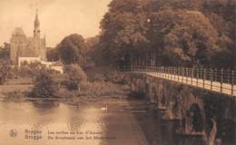 BRUGGE - De Brugbogen Aan Het Minnewater - Brugge