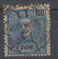GUINE CE AFINSA  139 - POSTMARKS OF GUINE - Portuguese Guinea