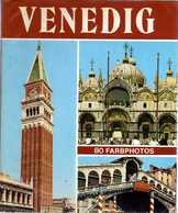 VENEDIG In 80 Farbphotos - Bonechi Editore 1971 - Good Condition - Venice