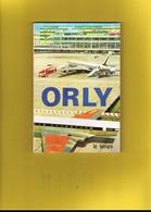 AVION-AVIATION.ORLY. LE TEMPS. Clichés De Différentes Personnes.JOHNNY HALLIDAY.BELMONDO.MONTAND.CALLAS.LOREN.CHURCHILL - Avion