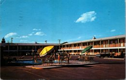 Texas Odessa Ramada Inn 1970 - Waco