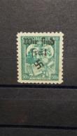 Sudetenland Reichenberg-Maffersdorf Mi-Nr.105 Postfrisch 130€ - Sudeti